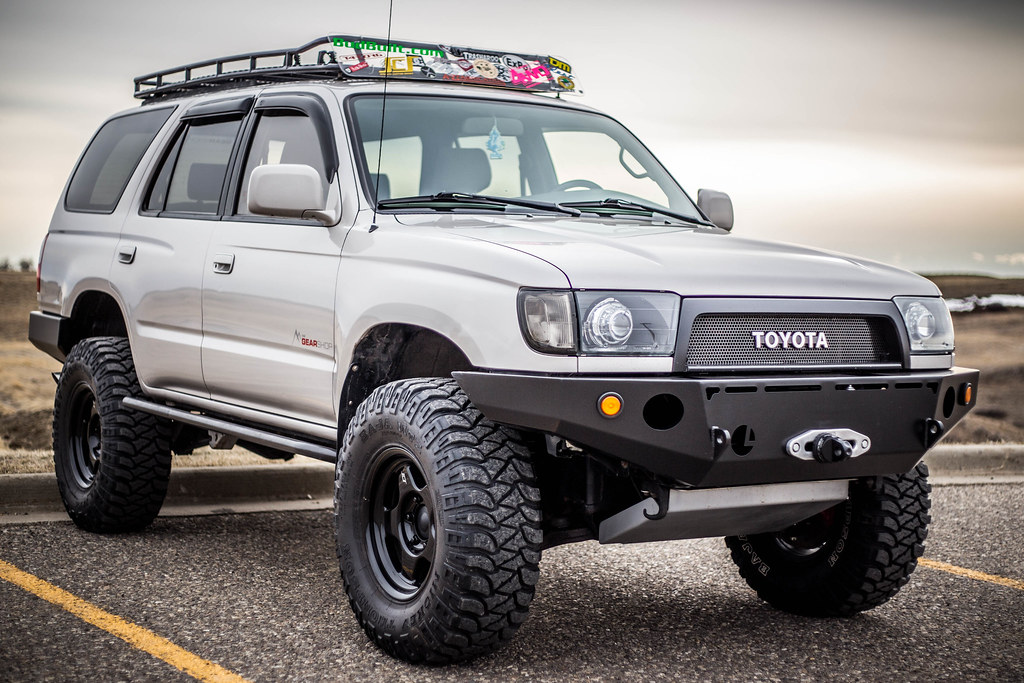 98 Sr5 The Quot Dirt Duster Quot Build Toyota 4runner Forum Largest 4runner Forum