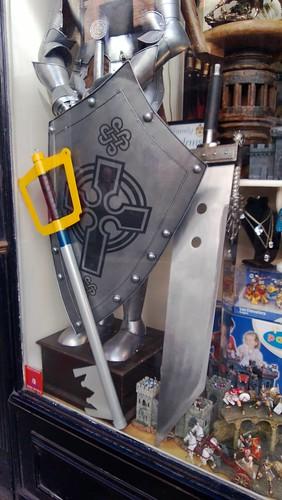 Key Blade & Buster Sword Replicas