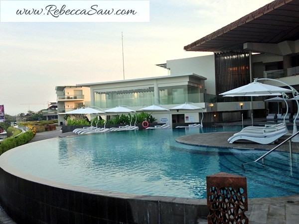 sheraton bali kuta resort - beach -005