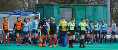 Investec Women's Hockey League - Premier Division - Reading v Leicester