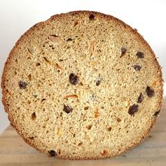 Whole Wheat Panettone