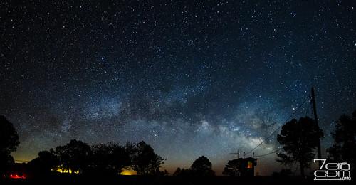 panorama usa night stars texas unitedstates pano panoramic astro galaxy astrophotography photomerge nightsky westtexas bigbend fortdavis milkyway mcdonaldobservatory mtlocke 2013