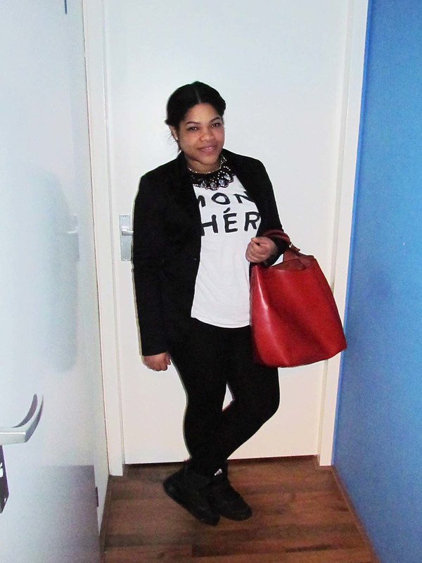 Jordans, River Island, Zara, Primark, OOTD, outfit of the day, Bershka