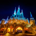Cinderella's Castle and the Stars