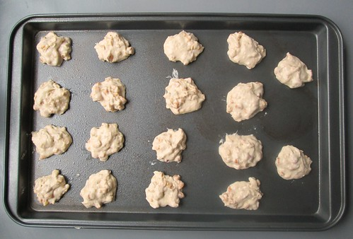 PB & Banana Scone Baking by SevenDaysBlog