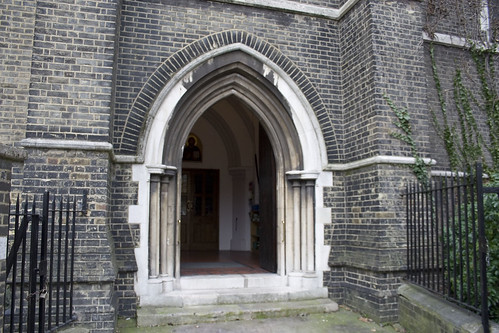 Christ Church, Poplar