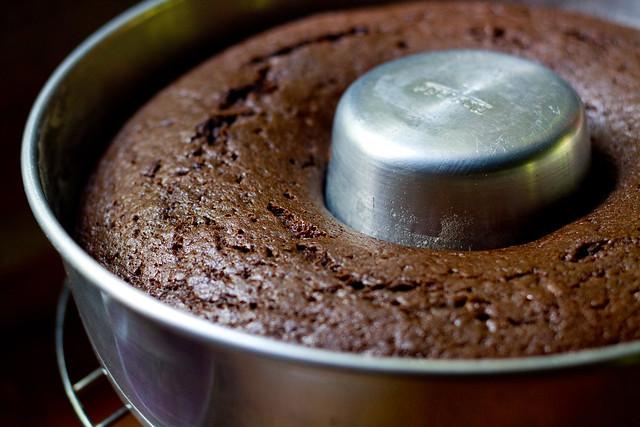 Bolo de Chocolate com Iogurte