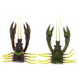 dahlberg-clackin-crayfish Trailer Brown Olive