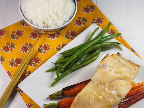 Miso Cod #SundaySupper with @SteamyKitchen #giveaway