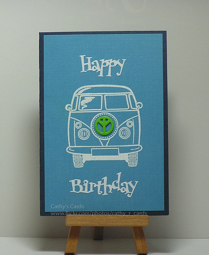 Kombi Birthday! by cathroff
