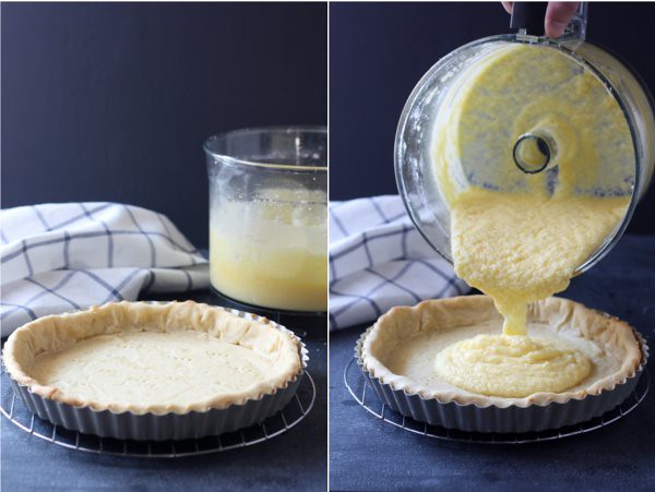 Whole Lemon Tart - Completely Delicious
