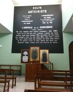 Temple Antoiniste - Saint-Etienne
