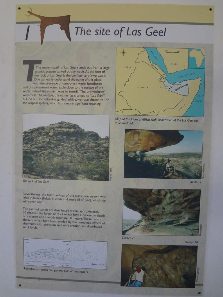Las Geel Somalilândia