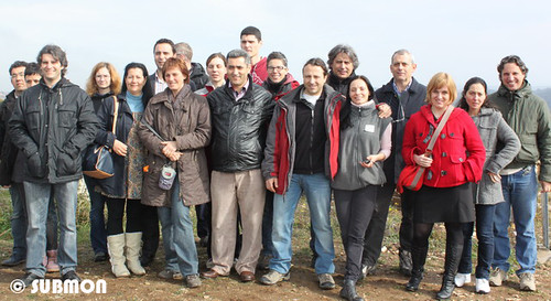 Assistants to the TurtleVet meeting in Pula, Croatia