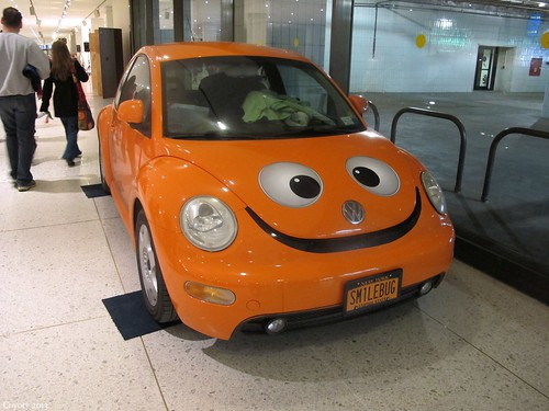 Smile Monster's Smile Bug by Coyoty