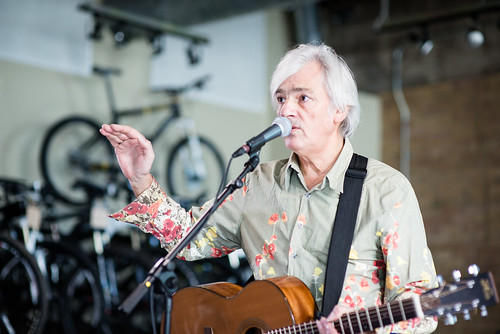 Robyn Hitchcock at SXSW 2013 at Mellow Johnny's - Austin on 2013-03-13 - _DSC0436.NEF