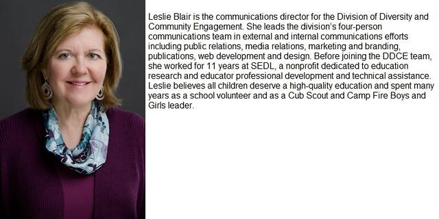 Leslie Blair Bio