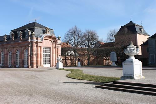 2013.03.09.063 - SCHWETZINGEN - Schwetzinger Schlossgarten - Nördlicher Zirkelbau