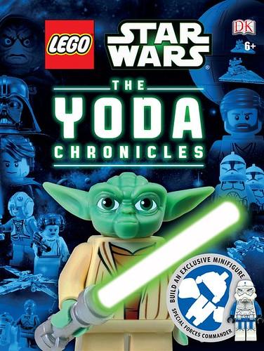 Yoda Chronicles Book Cover