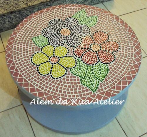 carretel mosaico