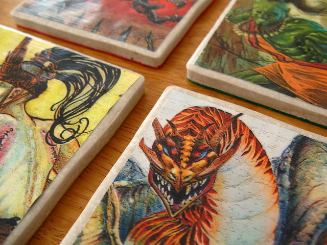 Magic Coasters