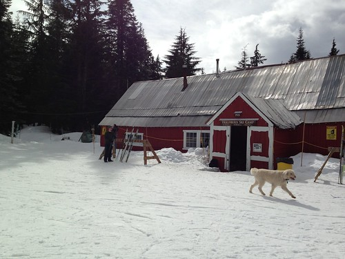 Hollyburn Lodge (Cypress Mountain, Vancouver)
