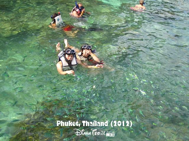 Phi Phi Island - Snorkelling @ Sam Had 02
