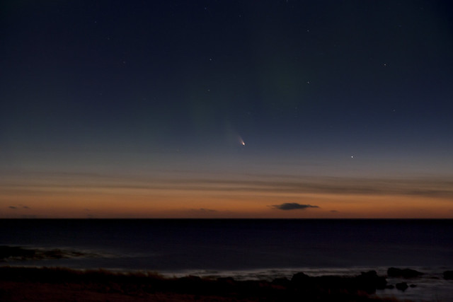 The Comet Panstarrs