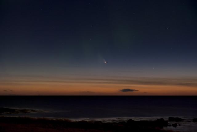 The Comet Panstarrs
