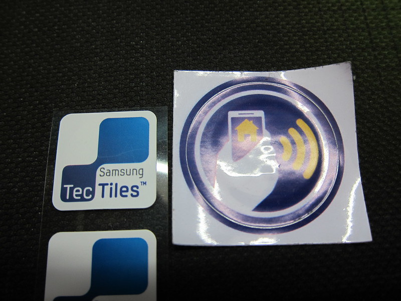 Samsung TecTiles NFC Tags- Compare With NFC Tags By Tapway