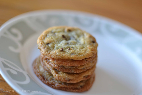 Chocolate Chip Cookie (recipe 19/03/2013)