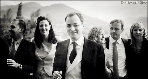 The Groom - Copyright Edward Olive Fotografos para bodas en Oviedo Gijon Asturias Madrid y España by Edward Olive Actor Photographer Fotografo Madrid