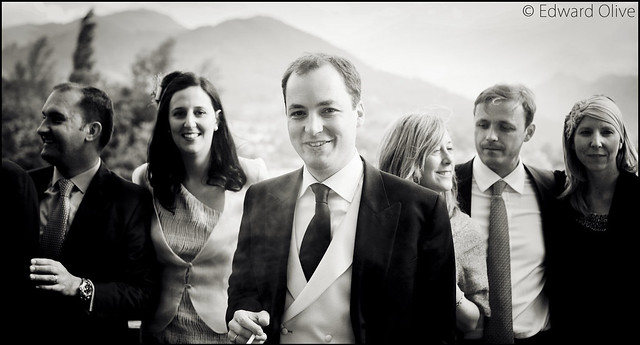 The Groom - Copyright Edward Olive Fotografos para bodas en Oviedo Gijon Asturias Madrid y España