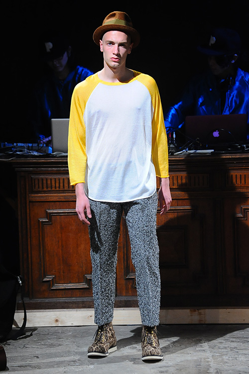 FW13 Tokyo Patchy Cake Eater015_Lenny Muller(Fashion Press)
