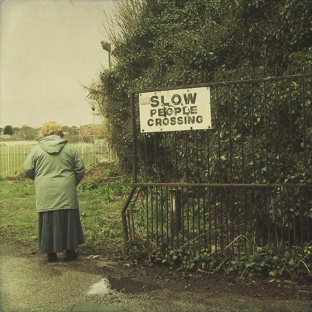 slow people
