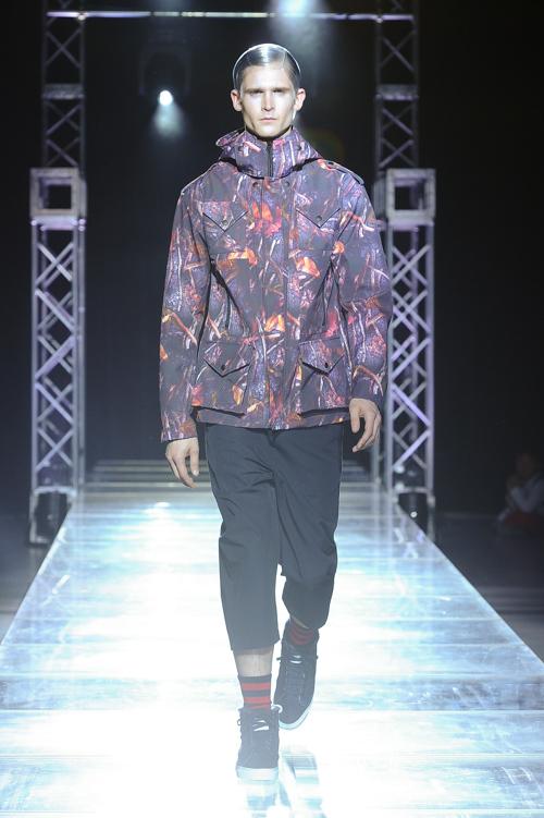 FW13 Tokyo yoshio kubo048_Lowell Tautchin(Fashion Press)