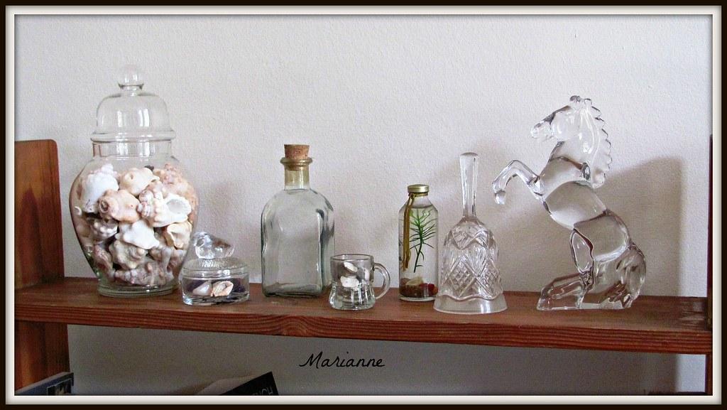 Glass - ornaments