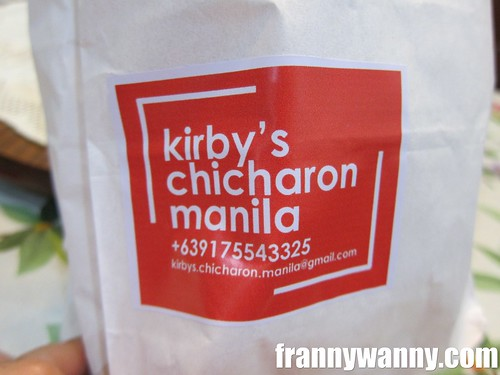 kirby chicharon manila 1