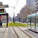Paris le Tramway T3b Porte de Bagnolet 1 by paspog