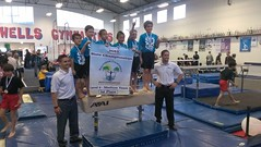 Boys Level 4 Team State Champions 2013