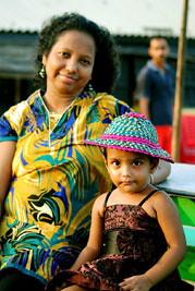 Smita & Rianna