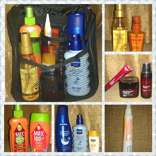 My #summer2013 #skincare and #haircare #essentials