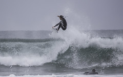 Jordy Smith frontside grab