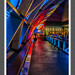 Sigma 17-70mm Macro HSM (Big Easy Canary Wharf Night Life) by clyde_sostand