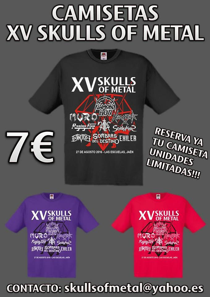 Skulls merch