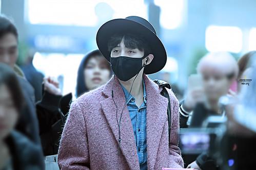 Big Bang - Incheon Airport - 21mar2015 - G-Dragon - avril_gdtop - 08