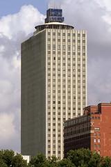 100 North Main Building - Memphis