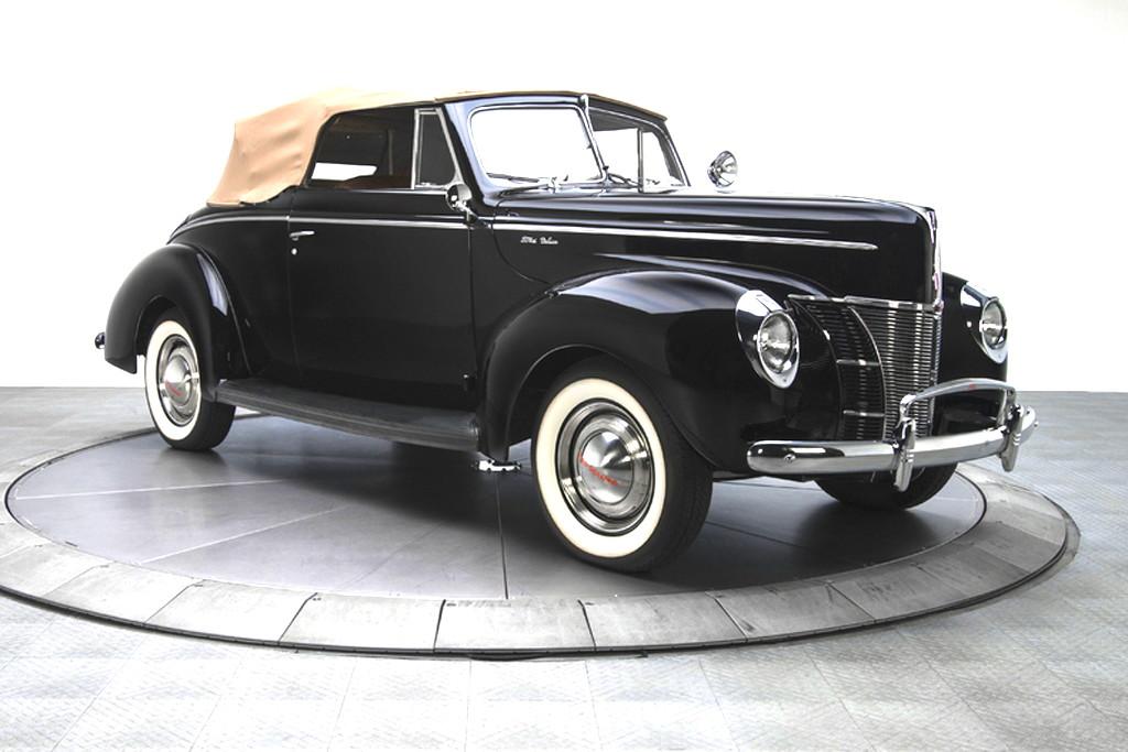 40023_E Ford Deluxe 221CI Flathead V8 3SPD CV_Black