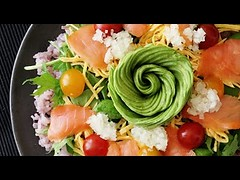 Food Network Recipes-Avocado Chicken Salad With Gr…