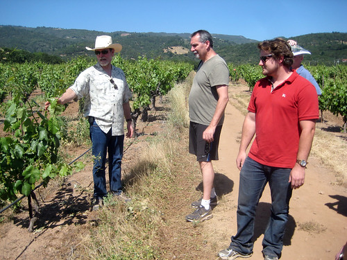 2012 Historic Vineyards Tour